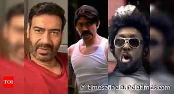 Ajay Devgn comments on Will.I.Am's song; read