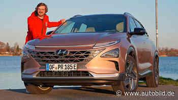 Langstreckentest im Wasserstoffauto - autobild.de
