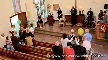 Straubenhardt - Gottes Freundschaftsanfrage angenommen - Schwarzwälder Bote