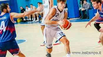 Basket, Alfredo Boglio del Borgomanero in nazionale Under 17 - La Stampa