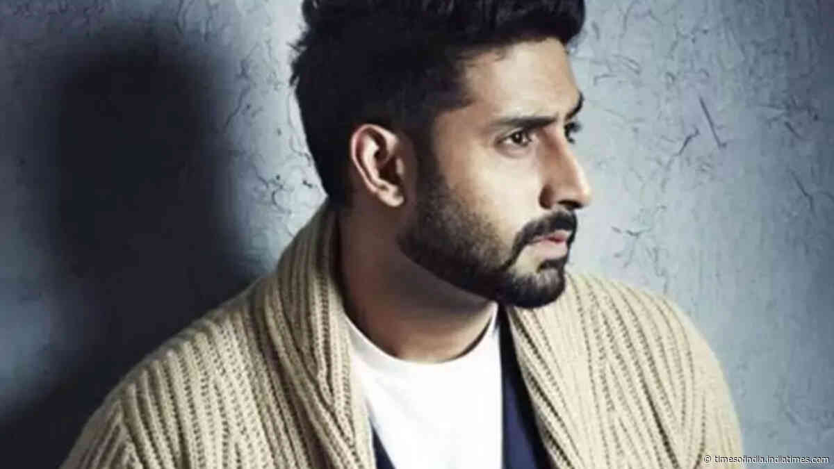 Abhishek Bachchan shares quirky fan art about his battle with COVID-19
