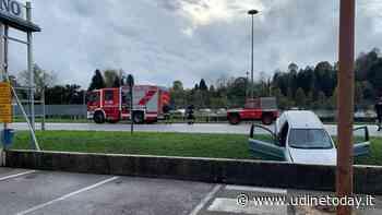 Incidente stradale Cassacco, auto nel fosso all'altezza dell'Alpe Adria - Udine Today