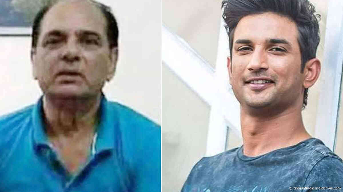 Sushant Singh Rajput's father terms Mumbai Police's inquiry as an 'eye-wash'