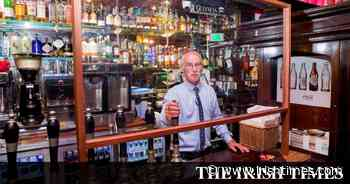 'No demand... because there are no people' at well-known Dublin pub - The Irish Times