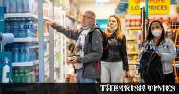 'We can be fined how much?' Shoppers mask up in Dublin city centre - The Irish Times