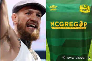 UFC star Conor McGregor's company McGregor Sports and Entertainment sponsors local Dublin side Lourdes C - The Irish Sun