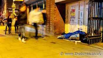 Coronavirus in Ireland: Dublin's homeless community has increased by 40 since lockdown - The Times