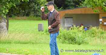 Jean-Luc Le Joly prend la tête du challenge de palet - Le Télégramme