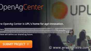 Global agriculture company UPL unveils new 'OpenAg' hub in RTP - WRAL Tech Wire