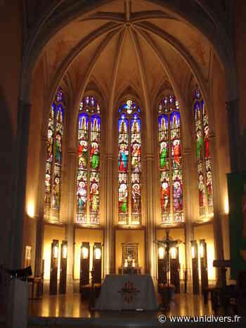 Visite guidée de l'église Église de Saint-Galmier samedi 19 septembre 2020 - Unidivers