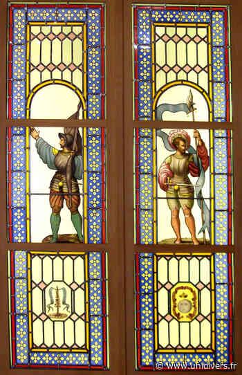 Visite du musée des vitraux Mauvernay Musée des vitraux Mauvernay samedi 19 septembre 2020 - Unidivers