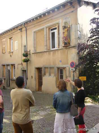 Visite guidée du Vieux bourg Mairie de Saint-Galmier dimanche 20 septembre 2020 - Unidivers