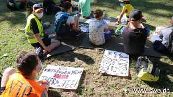 Römer in Gaildorf: Gladiatoren proben den Aufstand - SWP