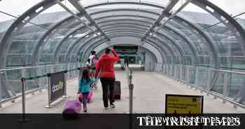 New call centre to track passengers arriving at the State's ports and airports - The Irish Times