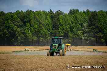 Agriculture replaces fossil fuels as largest human source of sulfur in the environment - CU Boulder Today