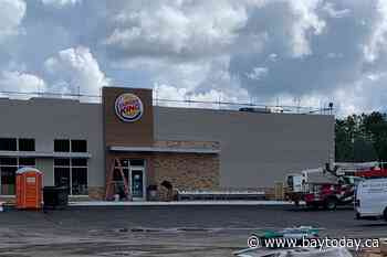 New Burger King opening soon
