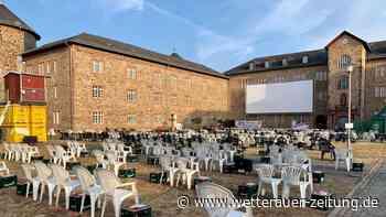 Noch bis Samstag Filme im Schlosshof - Wetterauer Zeitung