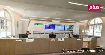 ÖPNV-Zentrale in Michelstadt: Umbau gibt Schubkraft - Echo Online
