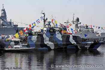 Russian shipyard Zelenodolsk laid down the hulls of Project 21980 Grachonok-class anti-saboteur boats - Navy Recognition