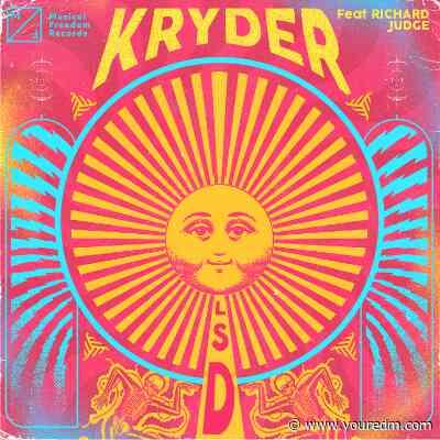 "Kryder Pays Homage to Acid House with New Banger ""LSD"""