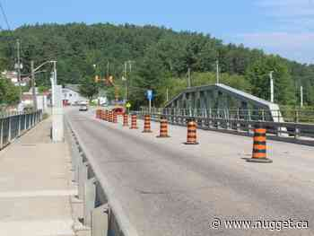 Months left of Mattawa bridge repairs