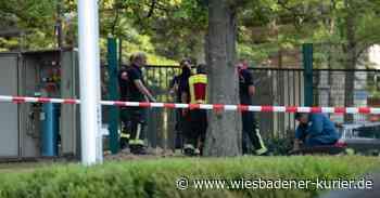 Feuerwehreinsatz nach Gasaustritt im Behördenviertel