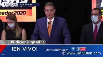 Bhatia solicitará reunión con Carmen Yulín Cruz y Carlos Delgado Altieri - Univision
