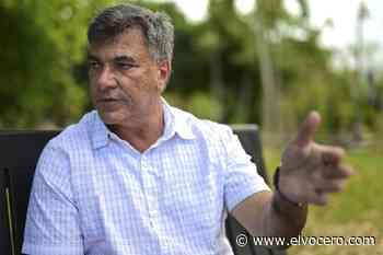 Conferencia de prensa de Charlie Delgado por debacle en la CEE - El Vocero de Puerto Rico
