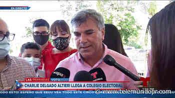 Charlie Delgado Altieri comparte emotivas expresiones sobre su fenecida esposa - Telemundo Puerto Rico