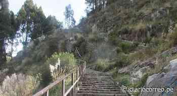Huancavelica: Piden convertir Cruz Pata en mirador turístico - Diario Correo
