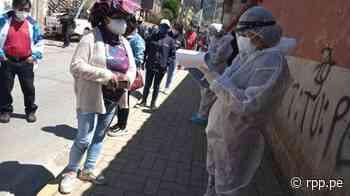 Huancavelica: Realizarán pruebas rápidas a las familias para detectar a tiempo la COVID-19 - RPP Noticias