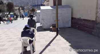 En menos de dos días, médicos llegados de Lima detectan 53 positivos - Diario Correo