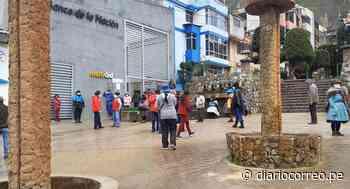 Alistan ventanillas de banco para que recojan bono en Huancavelica - Diario Correo