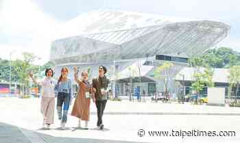 Taipei Music Center to become Asian pop music icon: official - 台北時報