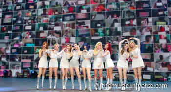 K-Pop superstars Twice host online concert - The Music Universe.