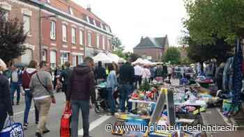 Il n'y aura pas de grande brocante à Laventie en septembre - L'Indicateur des Flandres