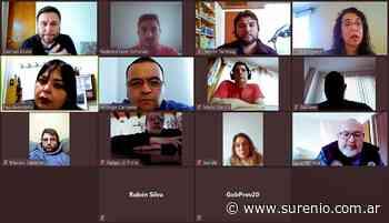 Encuentro con organizaciones gremiales del programa PROGRESO - El Sureño