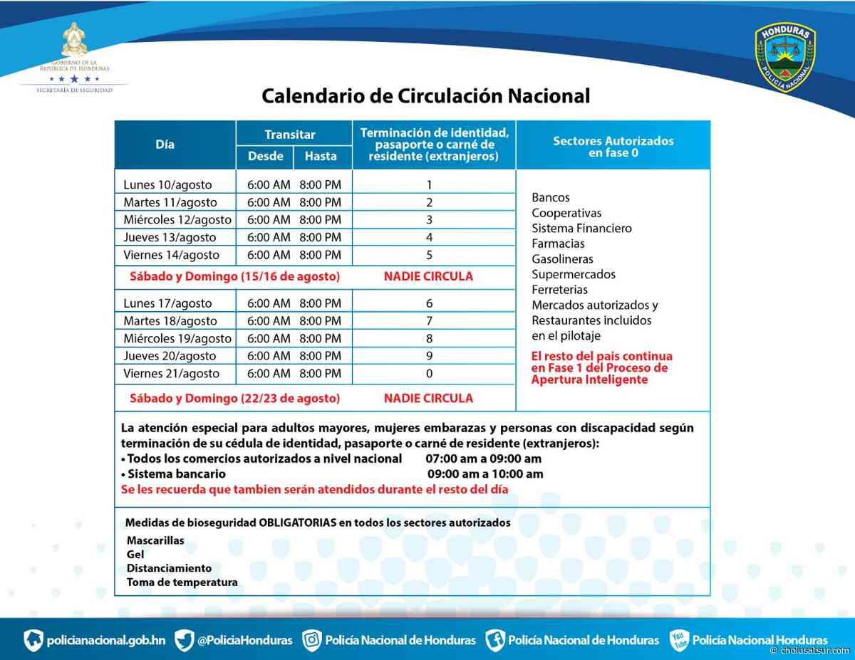 El Progreso y La Ceiba avanzan a la fase uno de reapertura económica - cholusatsur.com