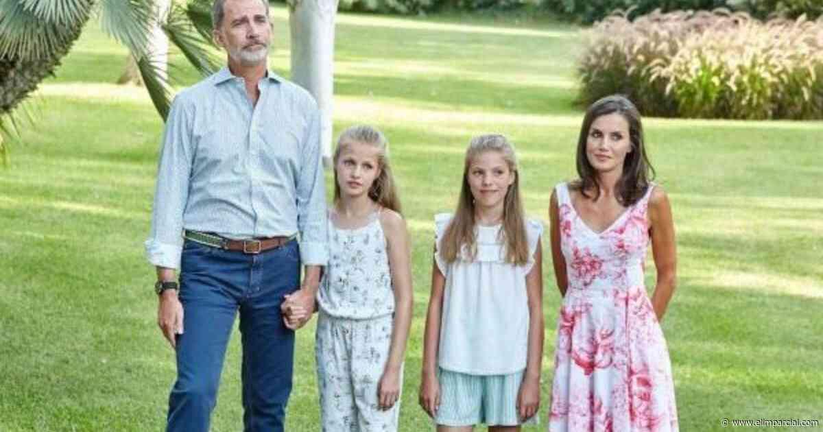 El progreso en fotografías de la Familia Real Española con el paso de los años - ELIMPARCIAL.COM