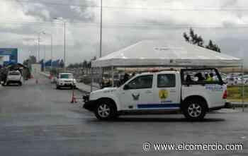 Israelí que sobrevivió a atentado en la Penitenciaría trasladado a Cotopaxi