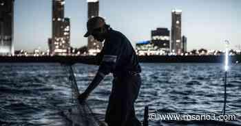 Fotografía: recorrido virtual por el libro La pesca en la sangre - Rosario3.com