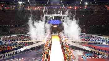 Schlussfeiern: Olympia feiert sich - ZDFsport