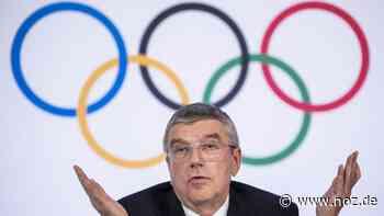 IOC-Präsident Thomas Bach: Wir leben nicht in einem Raumschiff - noz.de - Neue Osnabrücker Zeitung