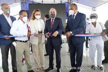 Presidente Medina entrega presa La Piña y otras obras hidraúlicas en Dajabón - El Caribe