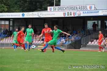 D/A: Fünf Tore gegen die Konkurrenz aus Liga vier - Drochtersen/Assel - Tageblatt-online