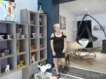 A Clisson, un magasin de design rue des Halles - L'Hebdo de Sèvre-et-Maine