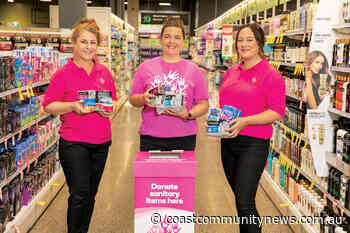 Woolworths shares the dignity - Central Coast Community News
