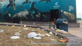 Environnement : Boulogne-sur-Mer : le triste spectacle du lundi matin - La Semaine dans le Boulonnais