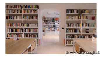 Sannicandro di Bari, ecco la nuova biblioteca di comunità. Emiliano: 'Scelta che qualifica il territorio' - Ilikepuglia