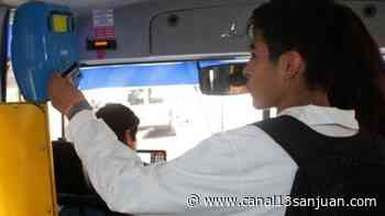 Vuelta a clases: ¿cuánto costará el pasaje para los estudiantes? - Canal 13 San Juan TV